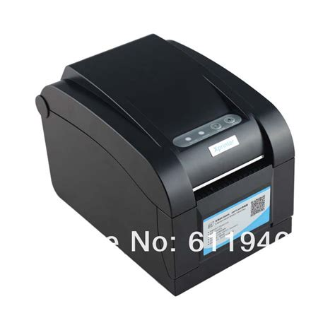 Printer Barcode Direct Thermal 58mm Xp 235b Usb Port free by dhl direct thermal line 3 5inch sec usb port