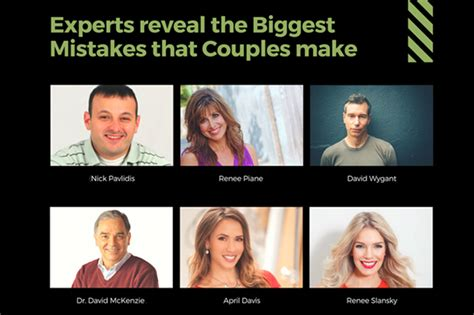 7 Mistakes Couples Sometimes Make by Experts Reveal The Mistakes That Couples Make In A