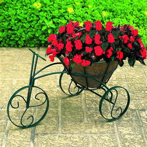 Tricycle Planter by Tricycle Planter Walmart