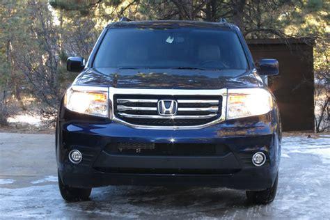 Honda Pilot 2015 Review by 2015 Honda Pilot Our Review Cars