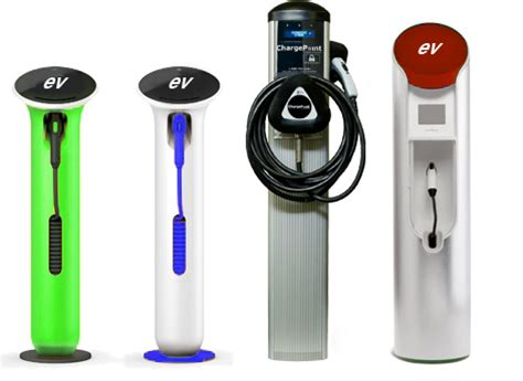 Electric Car Options by Ev Charging Options