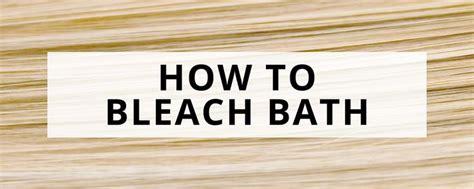 how to bleach bathtub 81 best diy blonde images on pinterest hair coloring