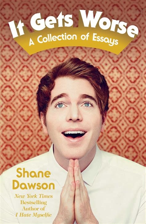 Gets An Cover by It Gets Worse Book By Shane Dawson Official Publisher
