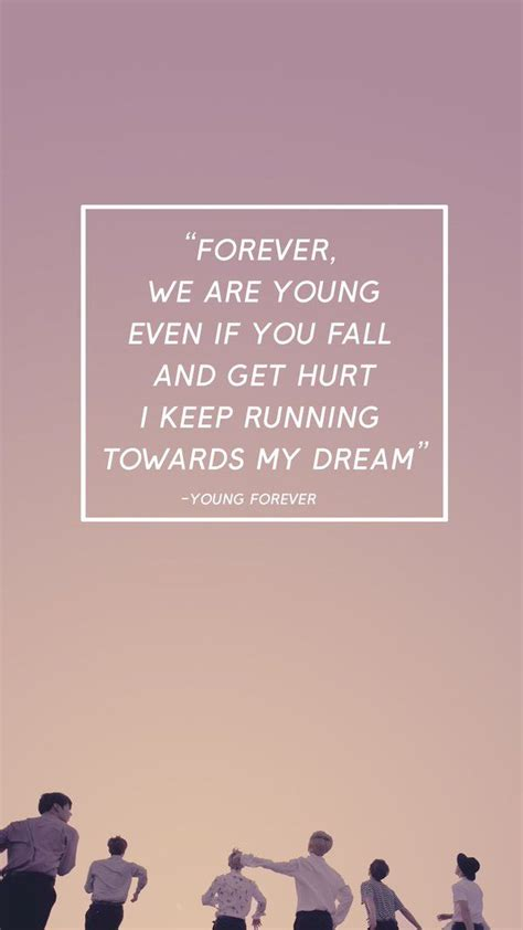 bts young forever lyrics bts young forever bts lyrics pinterest