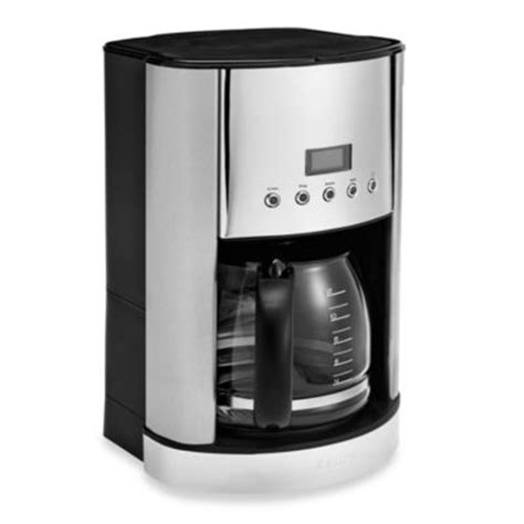 bed bath beyond coffee makers buy stainless steel coffee makers from bed bath beyond