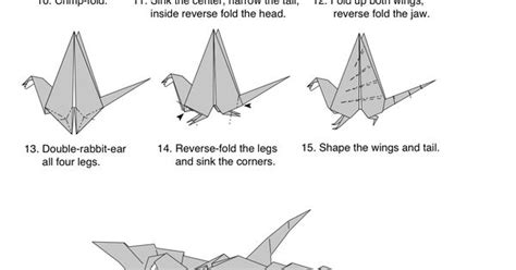 How Origami Started - quot origami quot what of person would pin