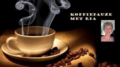 koffiepauze met ria radio rucphen fm