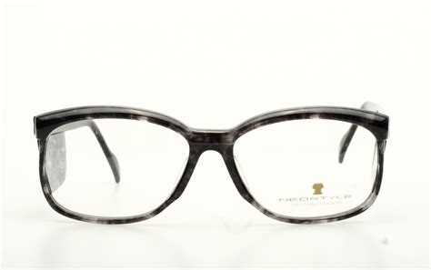 masculine solid mens eyeglasses with side shields by