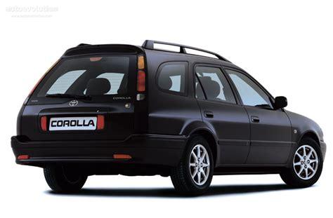 Toyota Camry Station Wagon 2002 Toyota Corolla Wagon 2000 2001 2002 Autoevolution