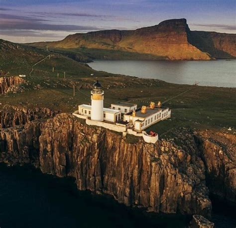 Western Decorations For Home neist point lighthouse scotland inspiration pab