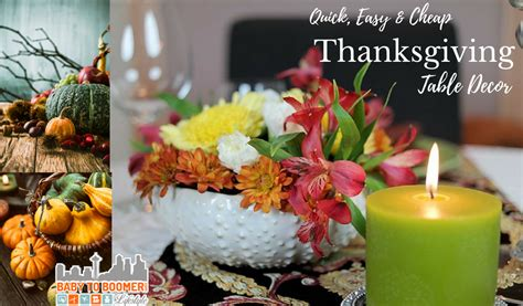 cheap thanksgiving table ideas easy cheap thanksgiving table decor in minutes