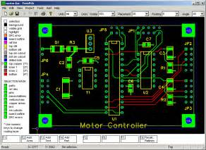 free layout design software pcb design software and layout drawing tools free download