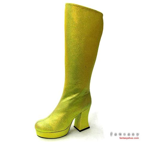 yellow high heel boots discover and save creative ideas