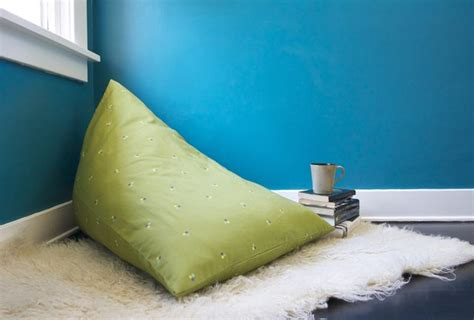 how to build a bean bag these 18 diy bean bag chairs will take the family s
