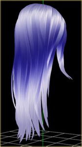 tutorial gimp imh mmd model hair textures made with imvu tutorials