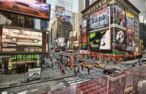 Garden Times Square by Together Pittsburgh Photographer