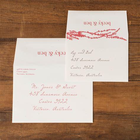 coral reef wedding invitations coral reef customizable rustic wedding invitations beacon