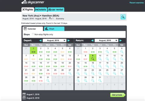 Calendar Cheap Flights 5 Best Websites For Finding Cheap Flights Without A