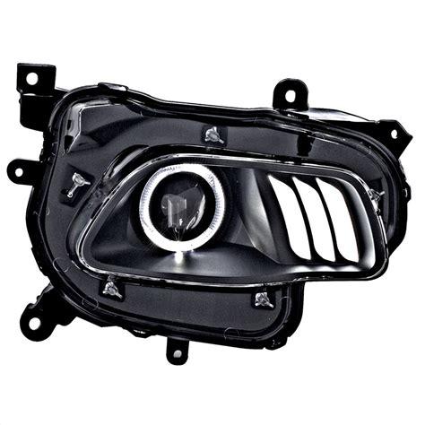 jeep 2014 headlights hid xenon 2014 16 jeep halogen model led drl