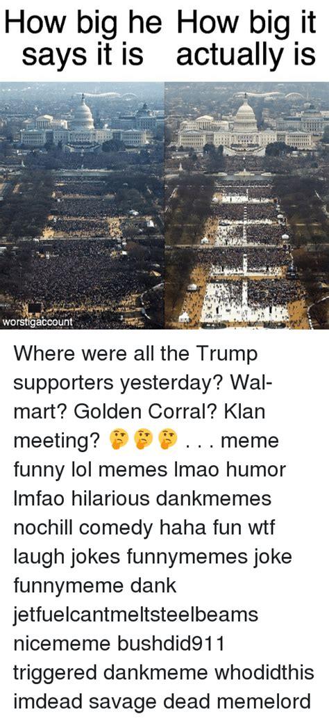 Golden Corral Meme