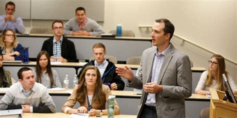 Byu Mba Recruiting Companies by Why Brigham Is The Best Business School