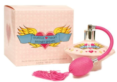 buy britney spears curious heart edp 100ml for her from