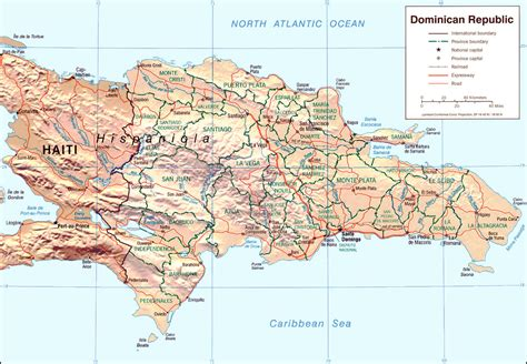 5 themes of geography dominican republic dominican republic relief map geography country maps d