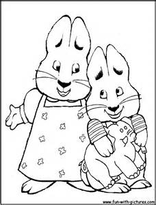 max and ruby coloring pages max and ruby printable coloring pages az coloring pages