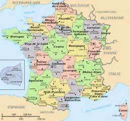Map Of France Regions by France Map Regions Recana Masana