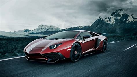 fastest lamborghini top 5 fastest production cars from the lamborghini to