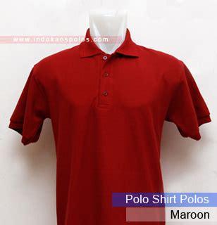 Polo Shirt Murah Harga Grosir Tshirtt Shirt Kerah Nike Mu polo shirt polos kaos polos kerah bahan katun pique design bild