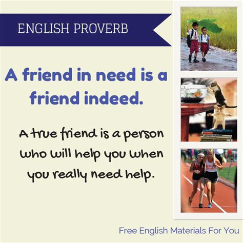A Friend In Need Is A Friend Indeed Sle Essay by A Friend In Need Is A Friend Indeed Proverb Free Materials For You