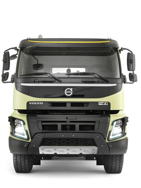 volvo new truck price new volvo fmx truck launched autoevolution