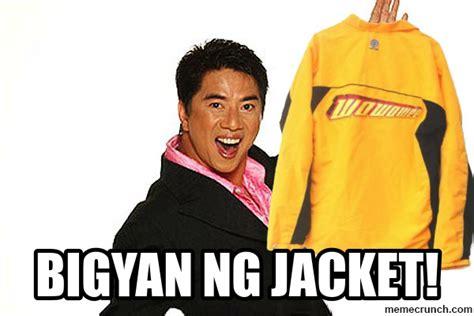 Meme Jacket - bigyan ng jacket