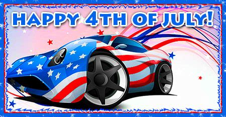 Free 4th Of July Clip Art - Independence Day - Animated Gifs Free Animated Clip Art American Flag