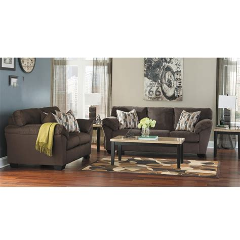 ashley furniture living room packages rent to own ashley aluria living room package appliance