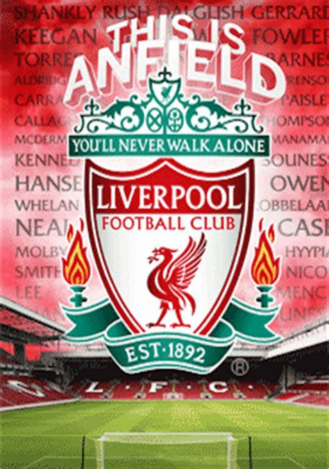 Liverpool The 12th Poster Kayu 30x22 liverpool crest 3d 3d poster 3d print europosters
