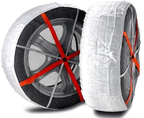 cadenas textiles para nieve alco tipos de cadenas para la nieve circula seguro