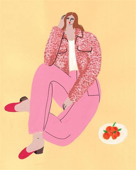 Isabelles Picks The Bag by Fabulous Fashion Illustrations That Redefine The Ideal