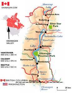 okanagan travel website of the okanagan valley