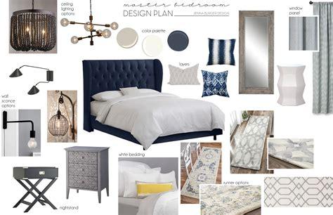creating  interior design plan mood board jenna burger