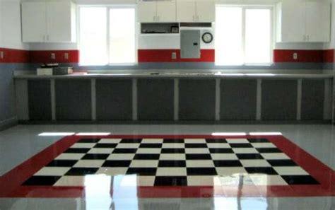 The Benefits of Vinyl Composite Tile (VCT) Garage Flooring