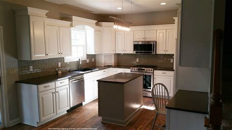 cabinet refinishing vs refacing cabinet refinishing louisville and southern indiana areas