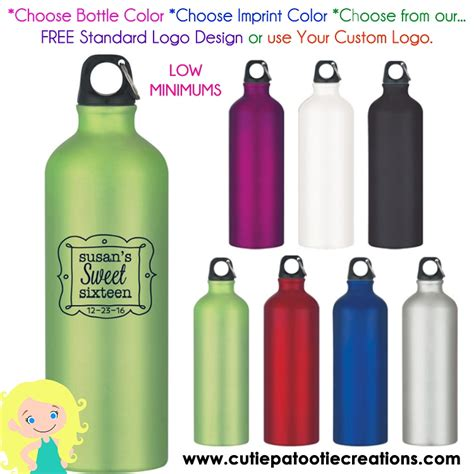 custom logo water bottles no minimum personalized stainless steel water bottles with your logo