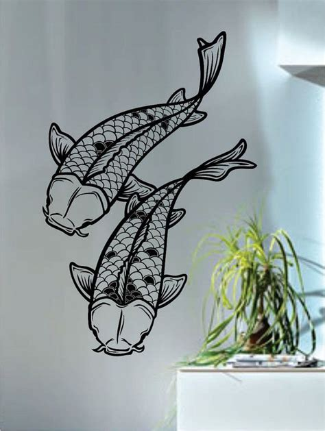 koi fish home decor best 25 koi fish drawing ideas on pinterest koi fish
