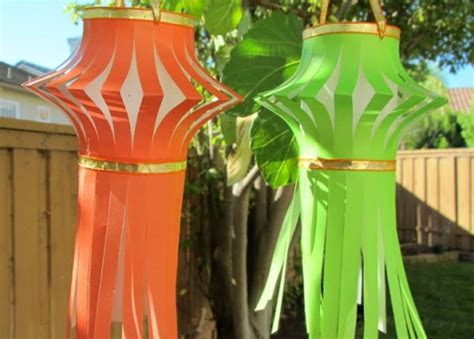 diwali paper lantern craft diwali paper lantern craft aakash kandil designs for