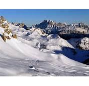 Passo San Pellegrino Dolomiti Superski Italy