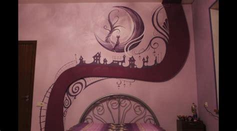 fantastis  lukisan dinding kamar luar angkasa bari gambar