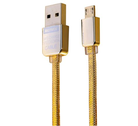 Kabel Data Remax Kingkong Safe Speed Microusb 1m Original ترب لیست قیمت کابل آیفون ریمکس remax lightning gold safe speed