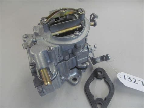 rochester monojet mv rebuilt carburetor